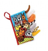 JellyCat Inc Puppy Tails Activity Book