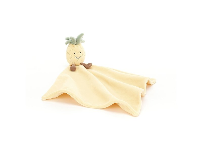 JellyCat Inc Amuseables Pineapple Soother
