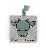 JellyCat Inc If I Were A Dragon Book