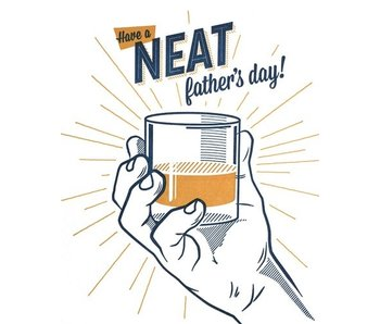Neat Father'd Day Greeting Card