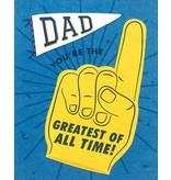 Good Paper Dad GOAT