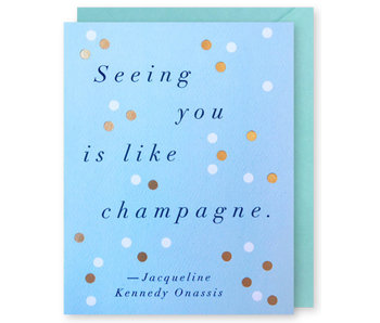 Jackie Champagne Quote