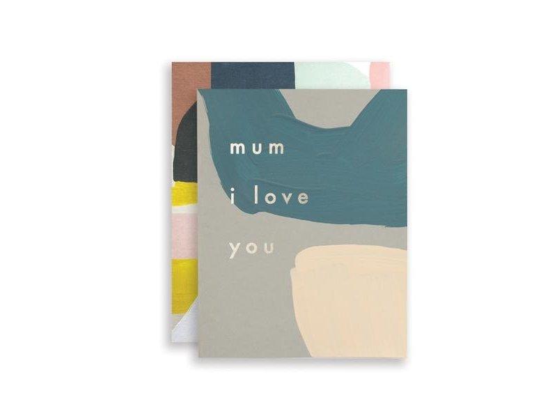 Moglea Mum I Love You