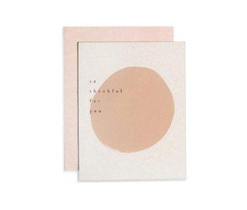 Pink Dot Thankful