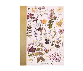 Love Garden Notebook