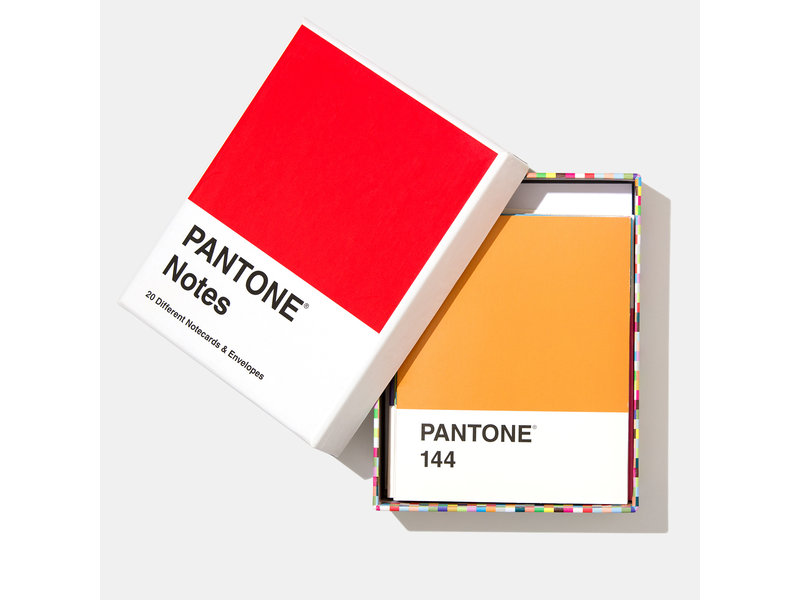 Chronicle Books Pantone Boxed Notes