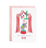 Mr. Boddington's One Ellie Elephant Birthday
