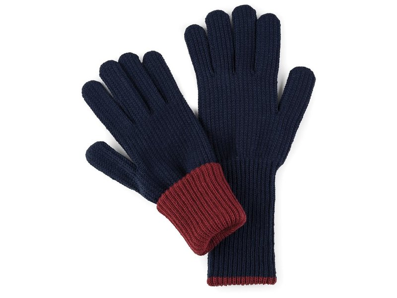 Verloop Ribbed Long Gloves