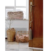 Bloomingville Beige Open Weave Rattan Baskets