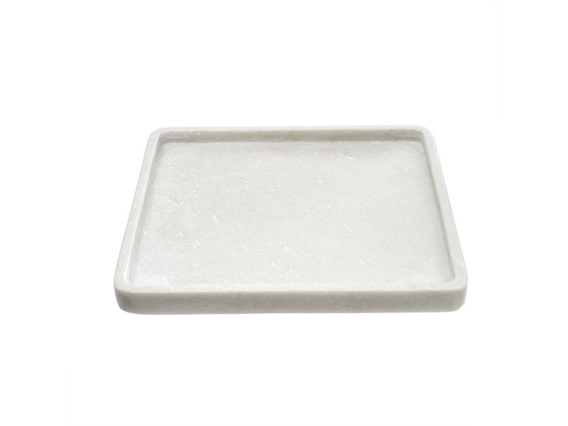 Indaba Trading Marble Vanity Tray