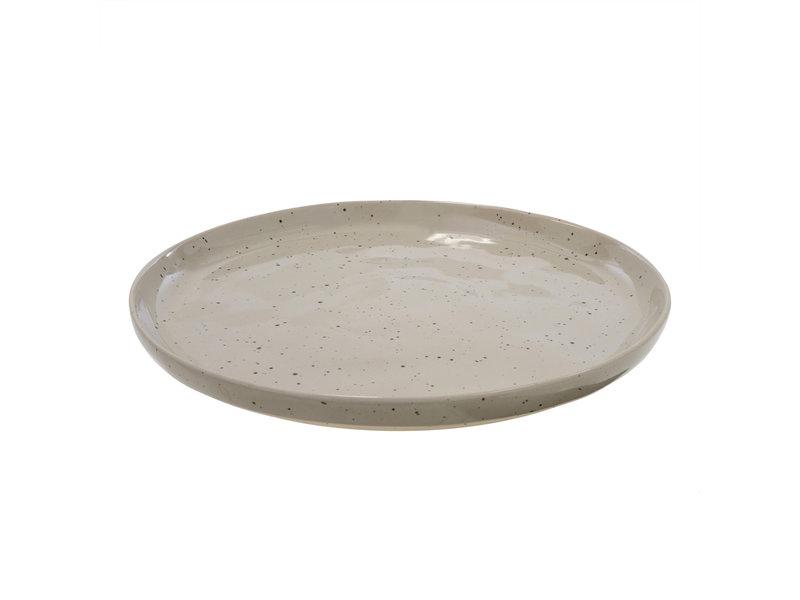Indaba Trading Grey Hemlock Tray