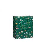 Red Cap Cards Tiny Animals Foil Baby Bag