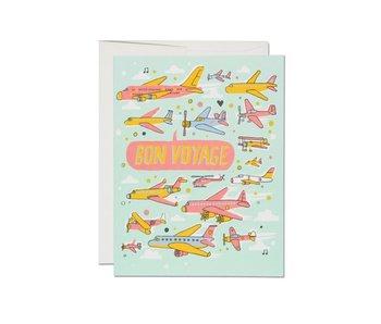 Airplanes Bon Voyage