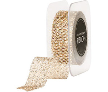 Champagne Sparkle Ribbon