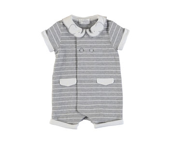 Grey Elephant Knit Jumper