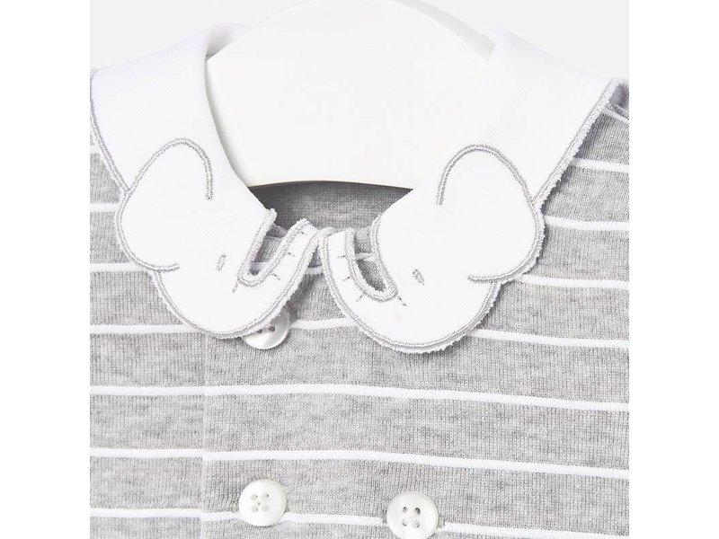 Mayoral Grey Elephant Knit Jumper