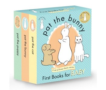 Pat The Bunny First Books