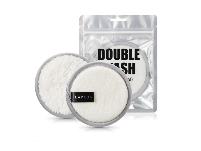 LAPCOS Double Wash Clensing Pad
