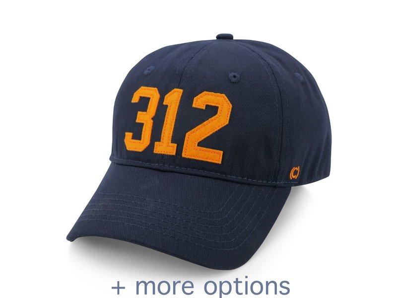 CodeWord 312 Chicago Baseball Hat