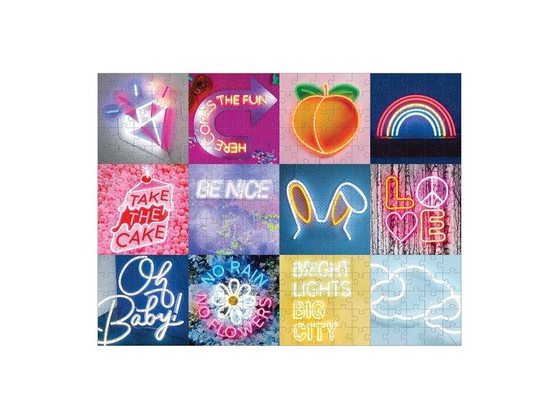 Chronicle Books Electric Confetti Puzzle