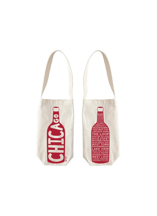 Chicago Wine Tote