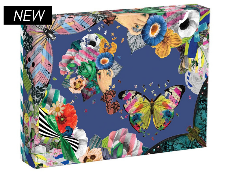 Chronicle Books Christian Lacroix Heritage Collection Puzzle