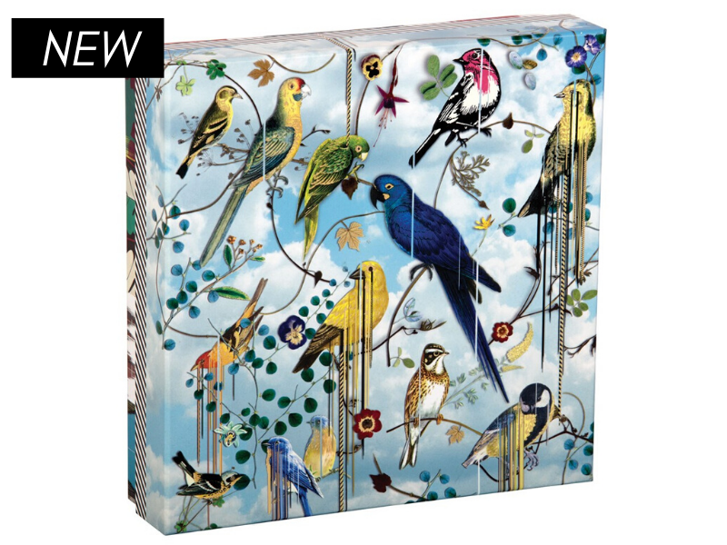Chronicle Books Christian Lacroix  Birds Sinfonia Puzzle