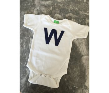 Chicago Cubs W Onesie