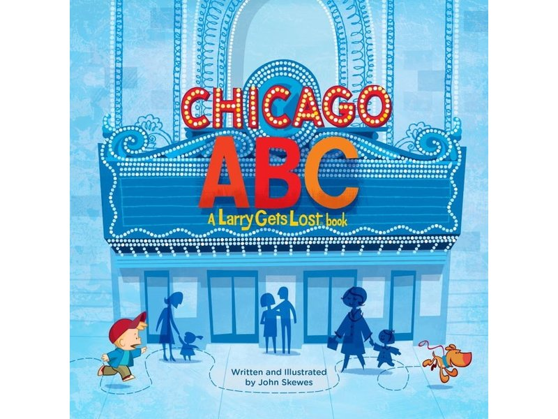 Random House Chicago ABC: A Larry Gets Lost Book