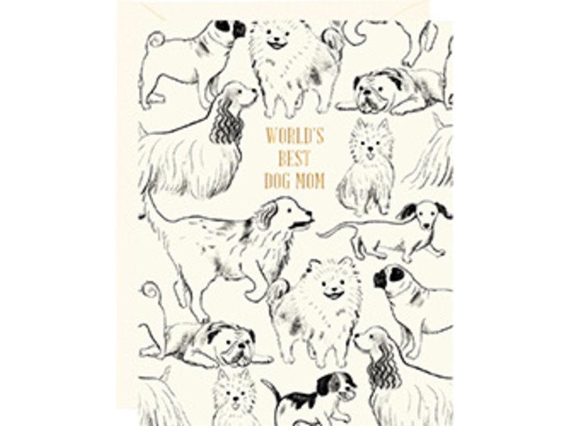 Waste Not Paper World's Best Dog Mom