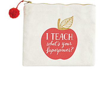 Teach Superpower Pouch