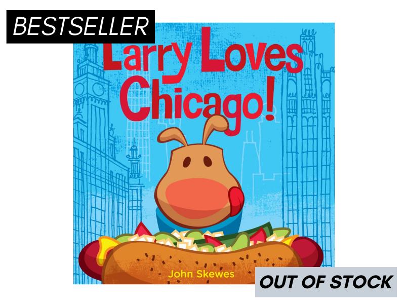 Random House Larry Loves Chicago!