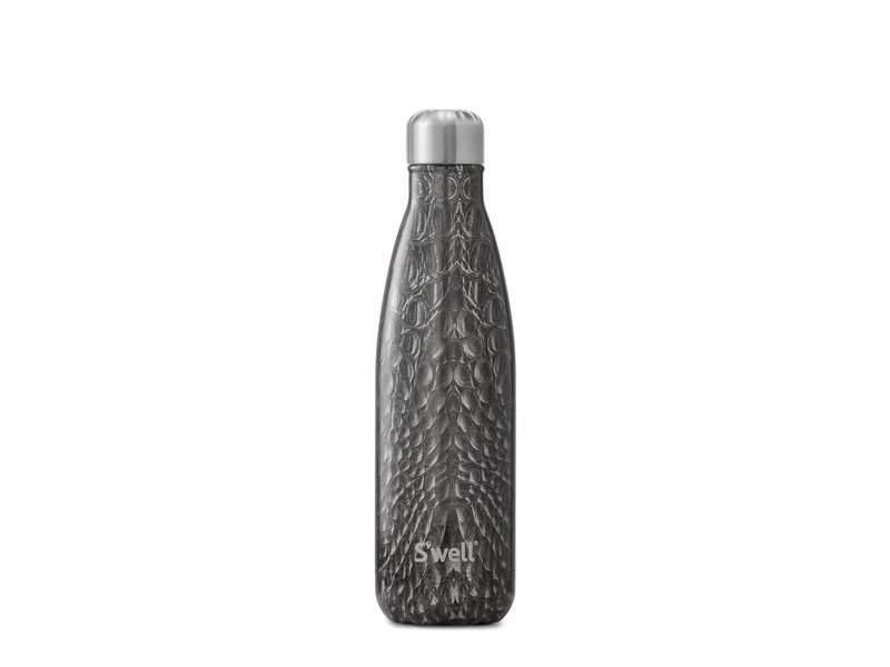 S'well Black Croc S'Well Thermal Bottle