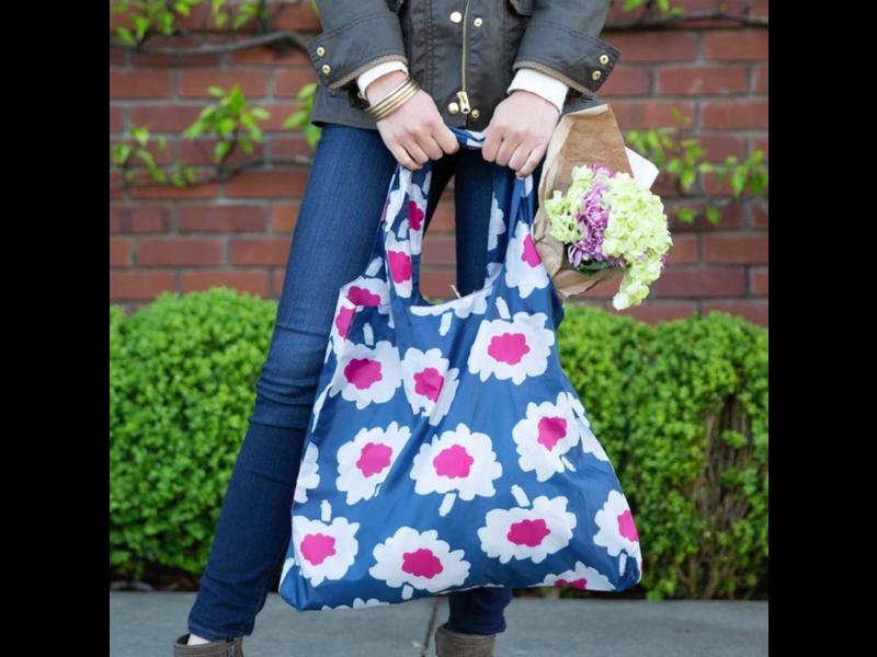 Rock Flower Paper Adelaide Reusable Shopping Bag