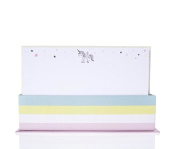 Magic Unicorn Flat Notes