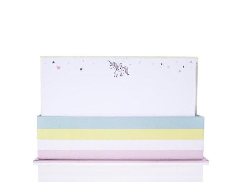 Graphique De France Magic Unicorn Flat Notes