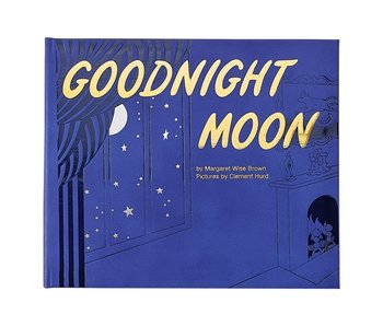 Goodnight Moon Blue Leather