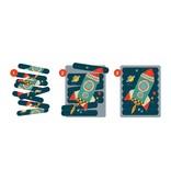 Chronicle Books Puzzle Sticks: Transportation