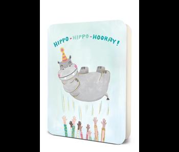 Hippo Hippo Hooray!