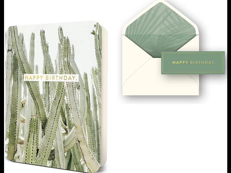 Studio Oh Happy Birthday Cactus