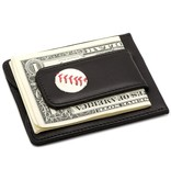Tokens & Icons Chicago Cubs Baseball Money Clip