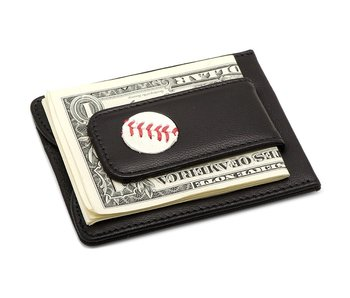 Chicago Cubs Baseball Money Clip