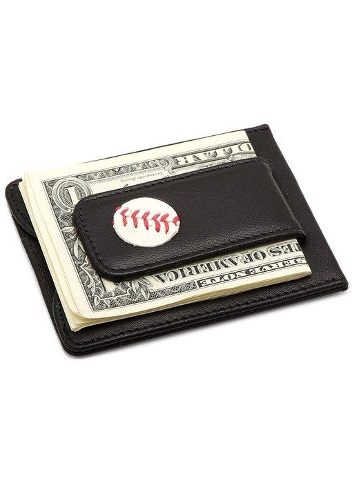 Chicago Cubs Baseball Money Clip
