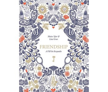 Friendship Journal: A Fill-In Keepsake