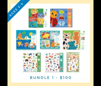 Joy Box Bundle: Ages 2-4 Years
