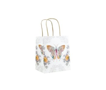 Paisley Butterfly Mini Gift Bag