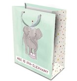 Studio Oh Age is Irr-Elephant Gift Bag