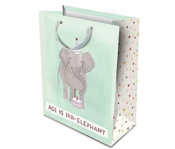 Age is Irr-Elephant Gift Bag