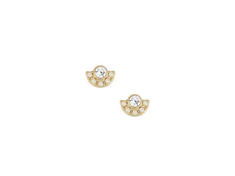 five and two Desi Earring