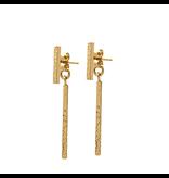 Jurate Brown Kara Earrings
